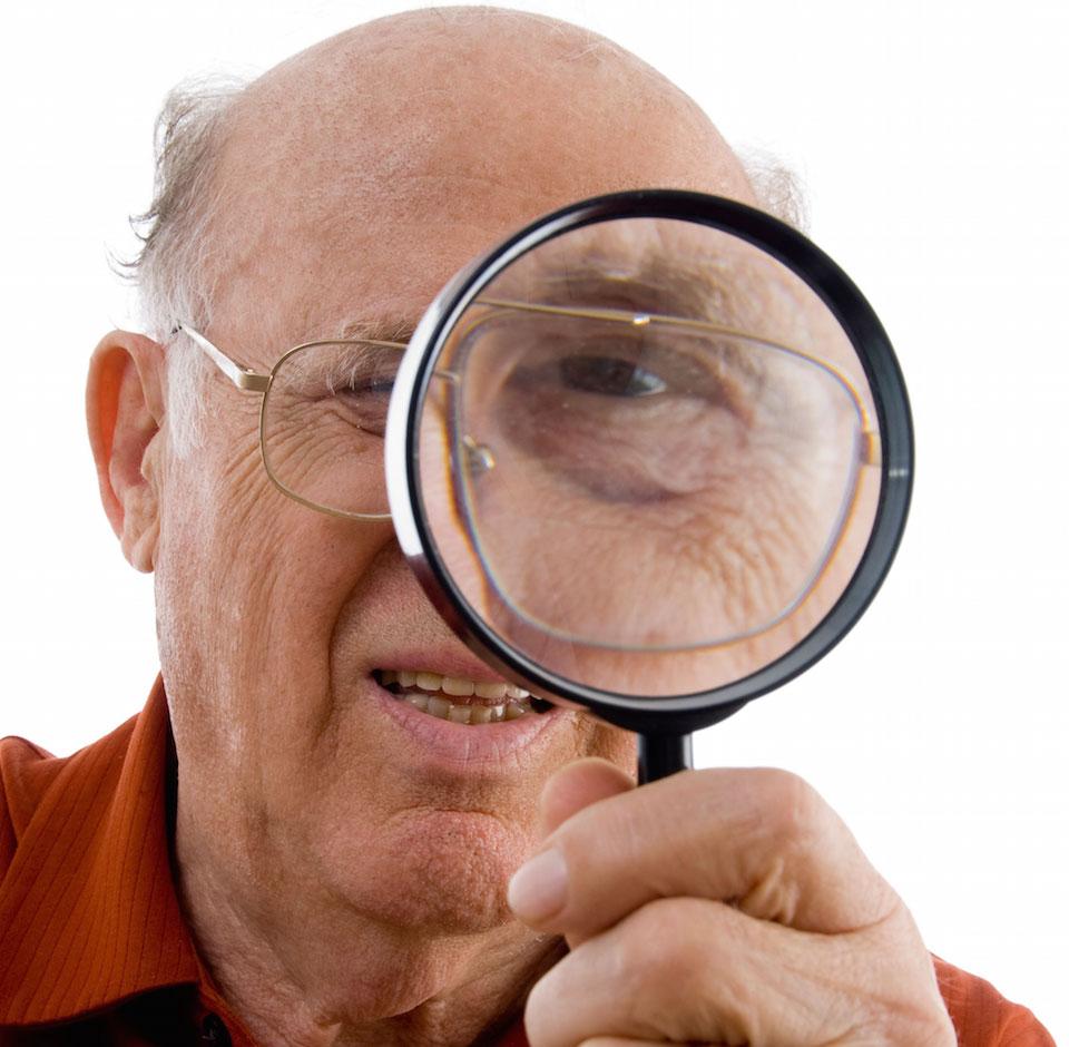 Flere lider af øjensygdommen AMD, der kan føre til blindhed