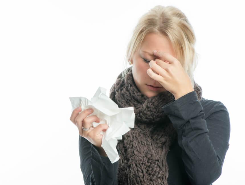 At lide af allergi kan have store konsekvenser