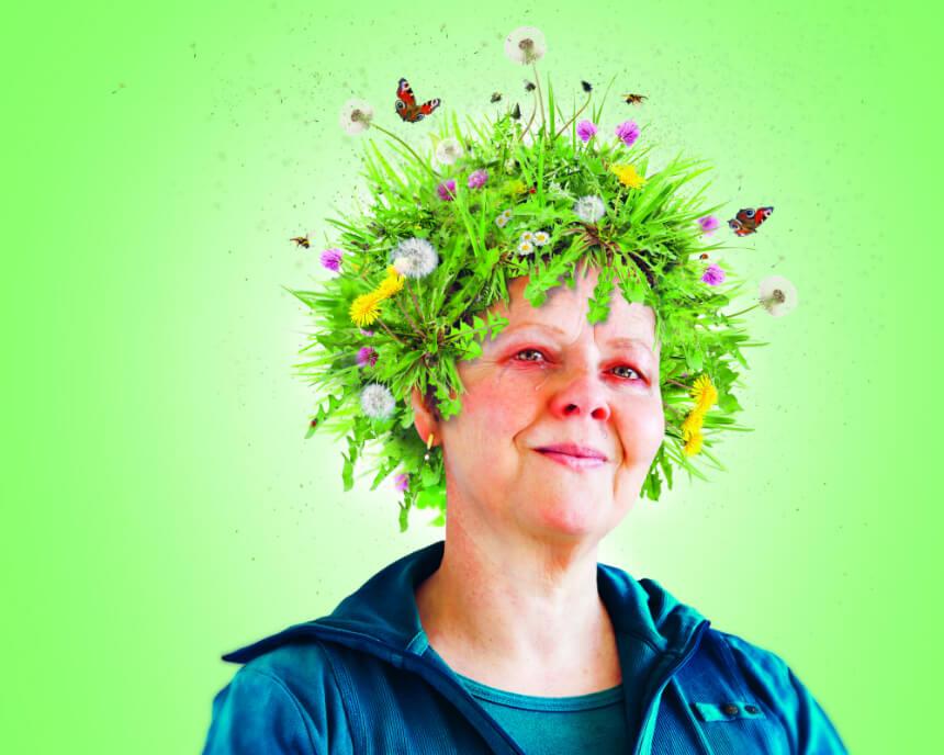 Allergi som høfeber ødelægger manges forår