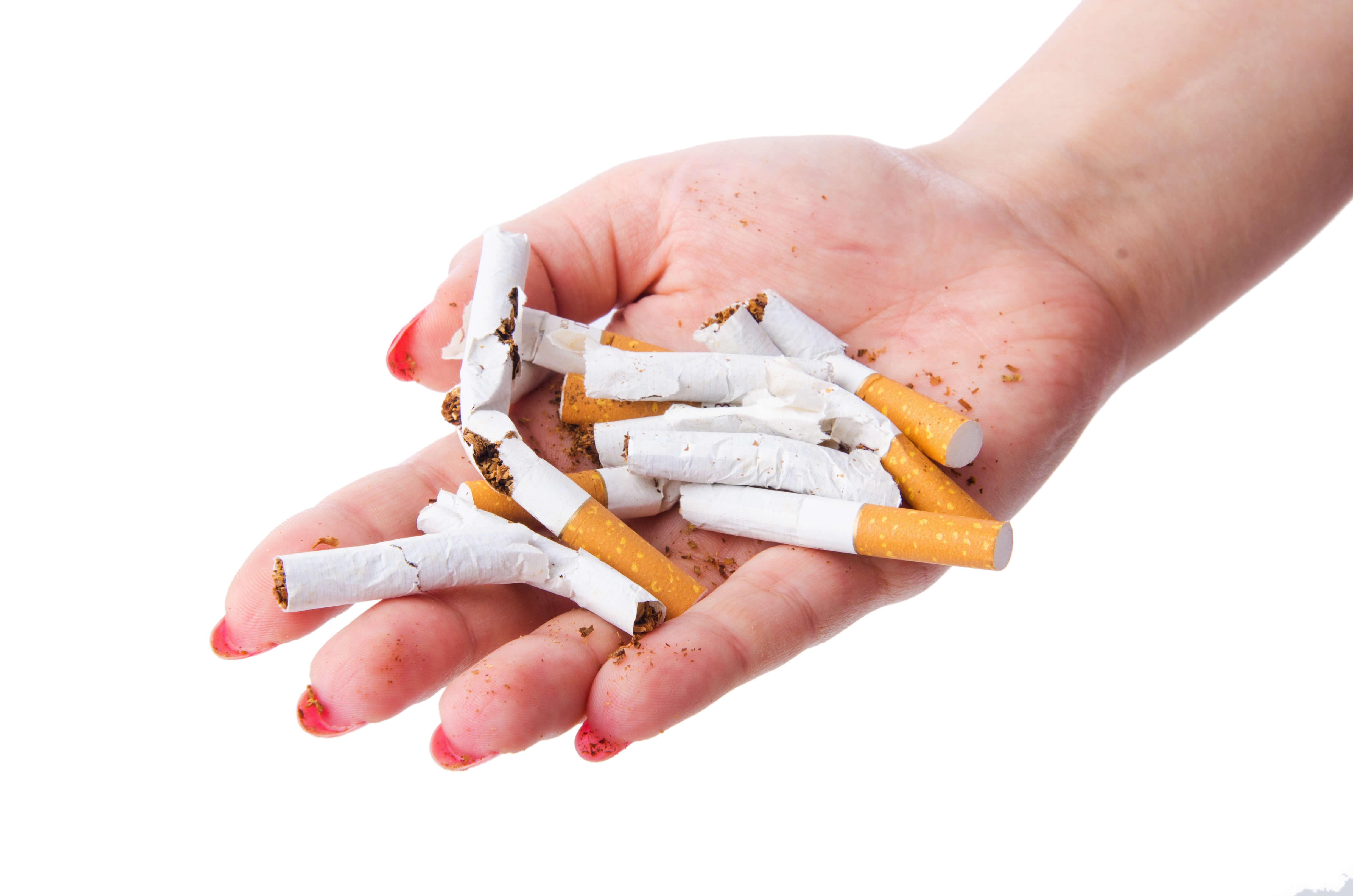 Svær håndeksem optræder hyppigere hos rygere