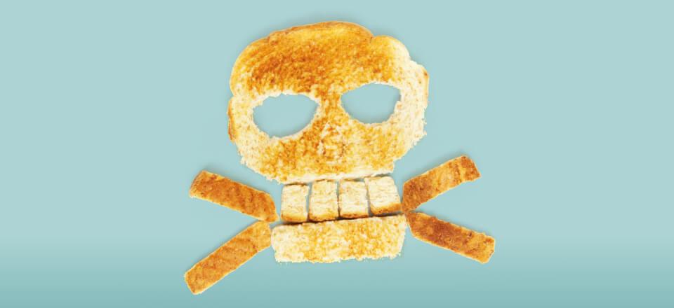 Allergi overfor gluten er omfattende at leve med – især i starten