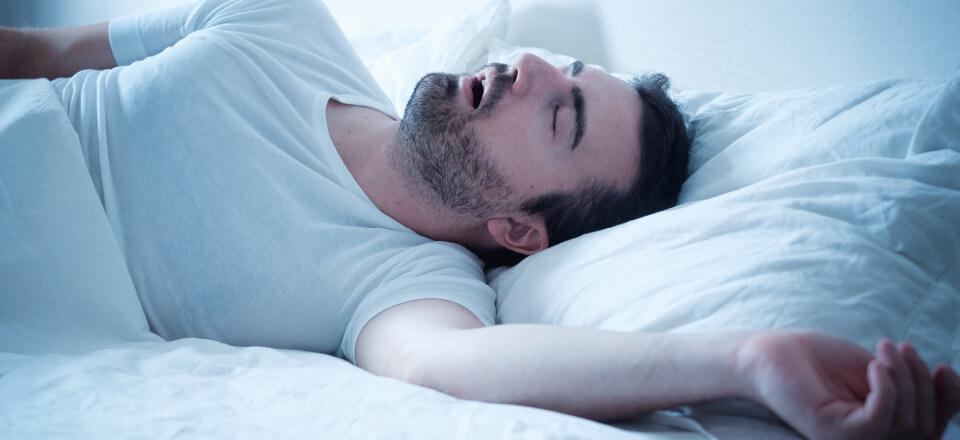 søvnapnø