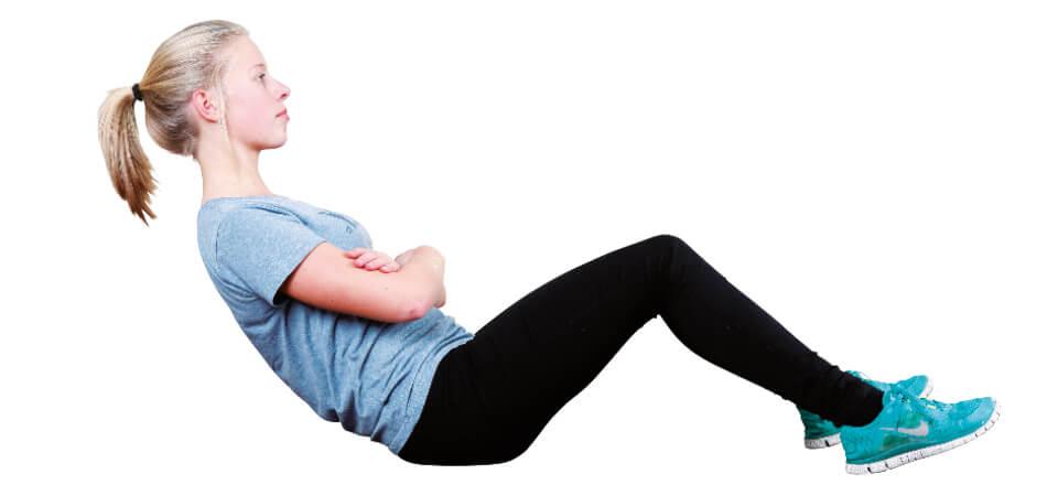 Få et program af hjerteøvelser, der både styrker muskler og kondition