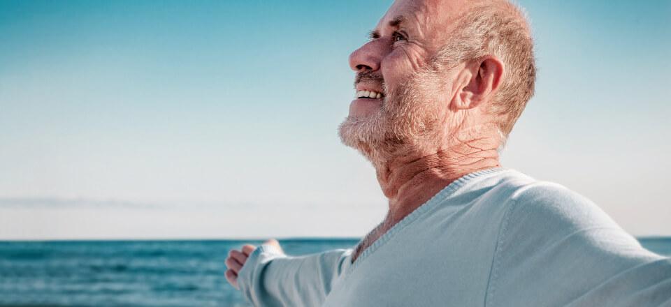 KOL-patienter kan med fordel lære at trække vejret, som fridykkere gør