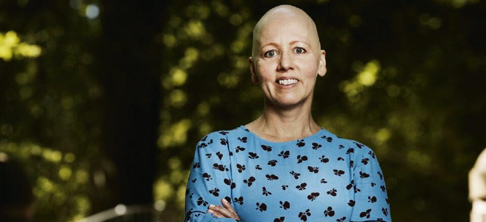 Genoptræning har været en vigtig del af Annette Fiskers kræftforløb