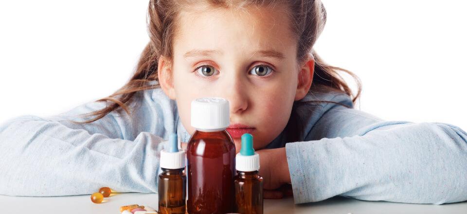 Nu skal skolebørn være klogere på den medicin, de selv bruger jævnligt