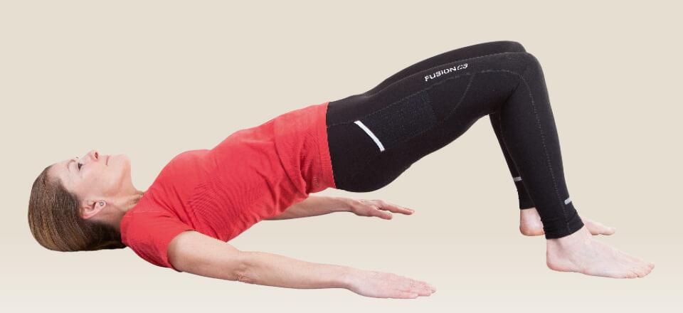 Din ryg har godt af at blive brugt. Find øvelser på MagasinetHelse.dk