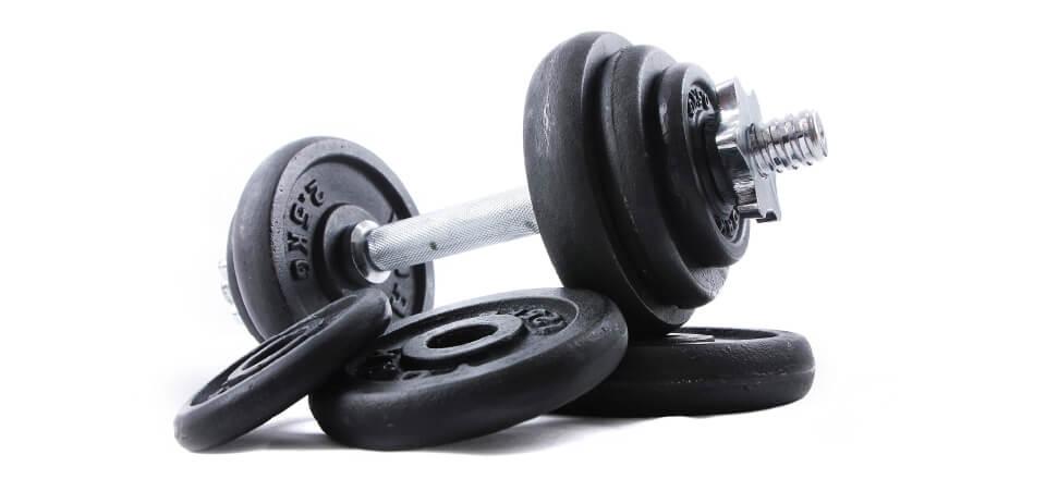 Træning kan faktisk få en diskusprolaps på plads i nogle tilfælde