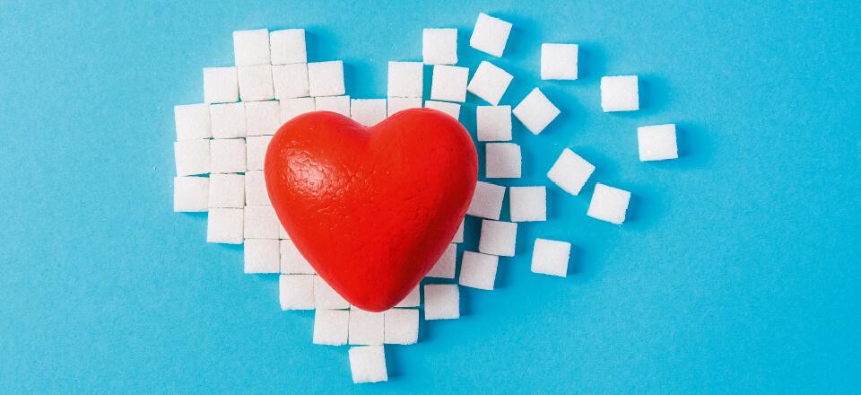 Diabetes øger din risiko for hjertekarsygdom