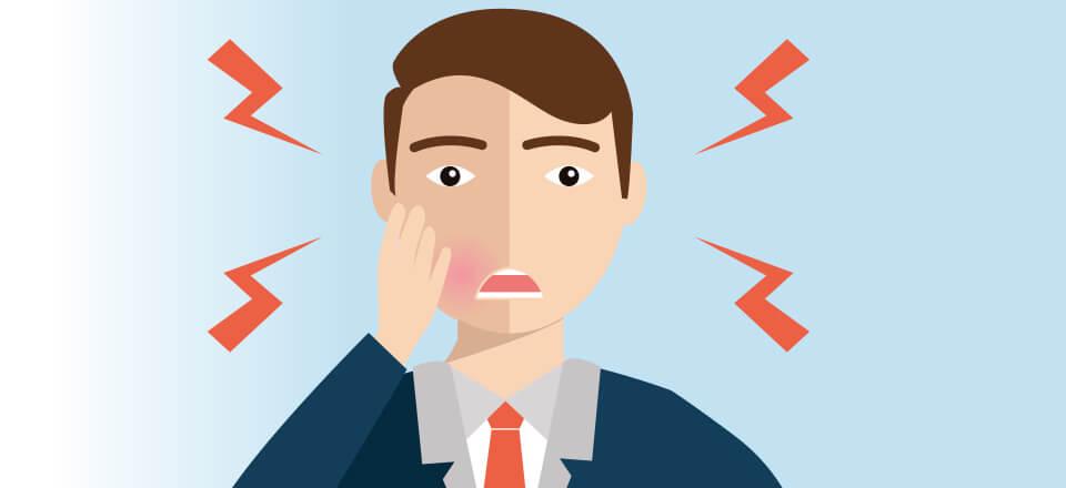 Både børn og voksne risikerer tandskader, og så er det godt at vide, hvad man skal gøre
