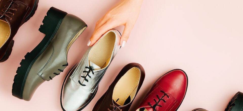 Hvis du får udslæt fra din sko, kan det være en krom-allergi