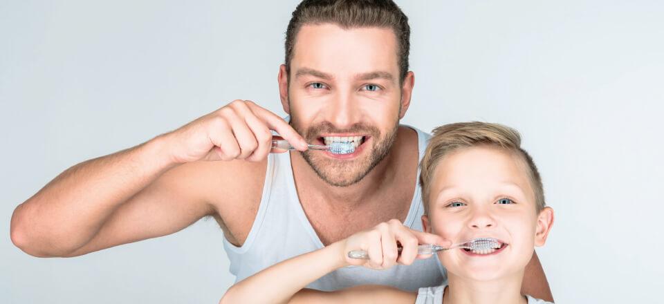 Tandeftersyn er ikke et problem for børnene, først når de bliver 18 år. Så er de svære at fastholde