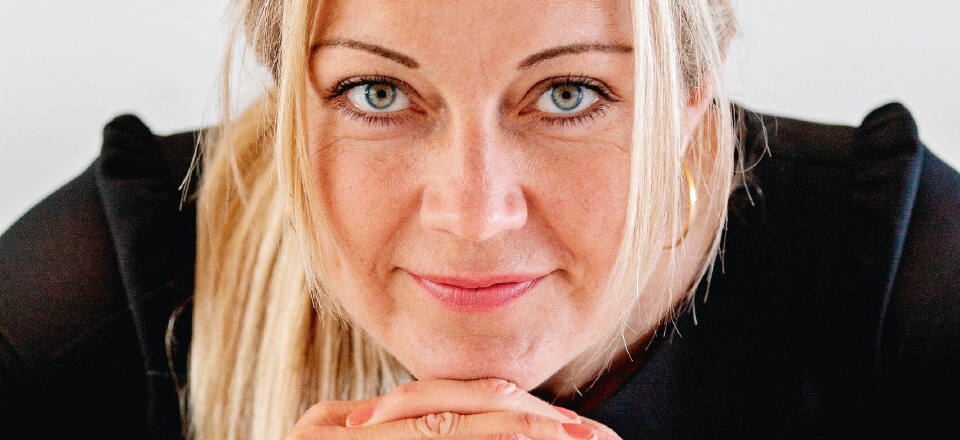 Anette Prehn arbejder med flip, der kan få os til at reagere mere hensigtsmæssigt i nogle situationer