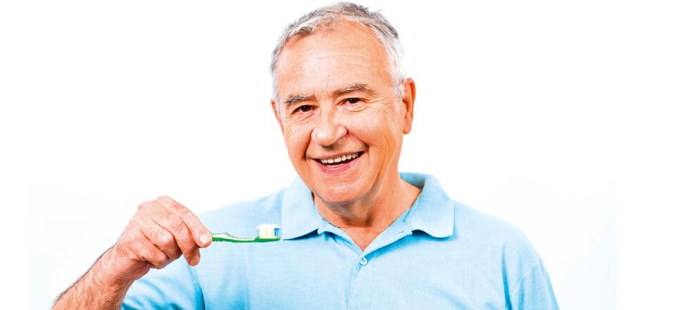 Også tænderne har behov for ekstra opmærksomhed. hvis du lider af diabetes