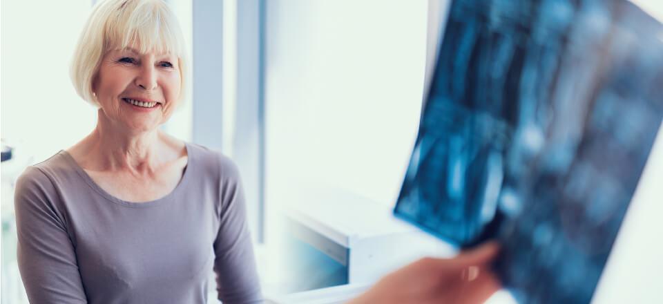 Når kvinder diagnosticeres senere – er det så et godt eller skidt tegn?