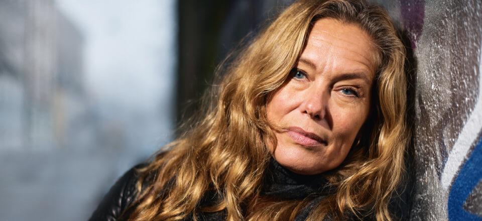 Renée Toft Simonsen valgte en overgangsalder uden hjælp – det var hårdt, men udviklende