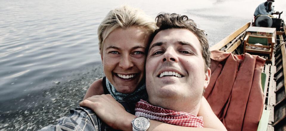 Pelle Hvenegaard gik gennem seks års barnløst helvede med sin kone, før datteren kom til
