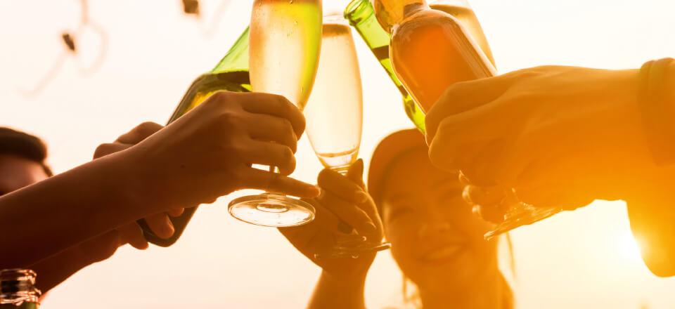 Unges drukkultur skydes ofte i gang på ungdomsuddannelserne