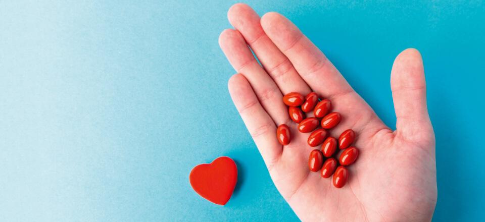 Q-Symbio-undersøgelsen viser, at hjertepatienter har stor gavn af tilskud