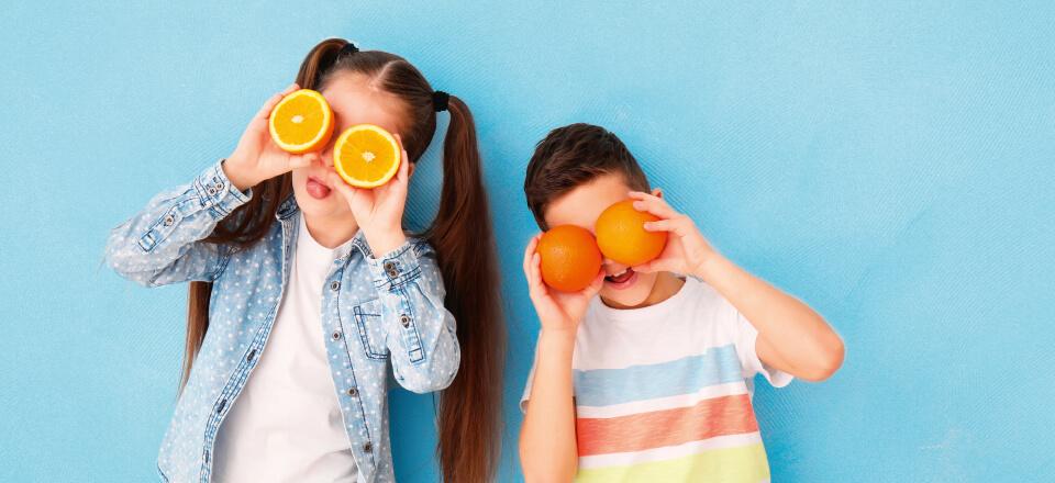 Børnesundhed handler både om immunforsvar, motorik og humør