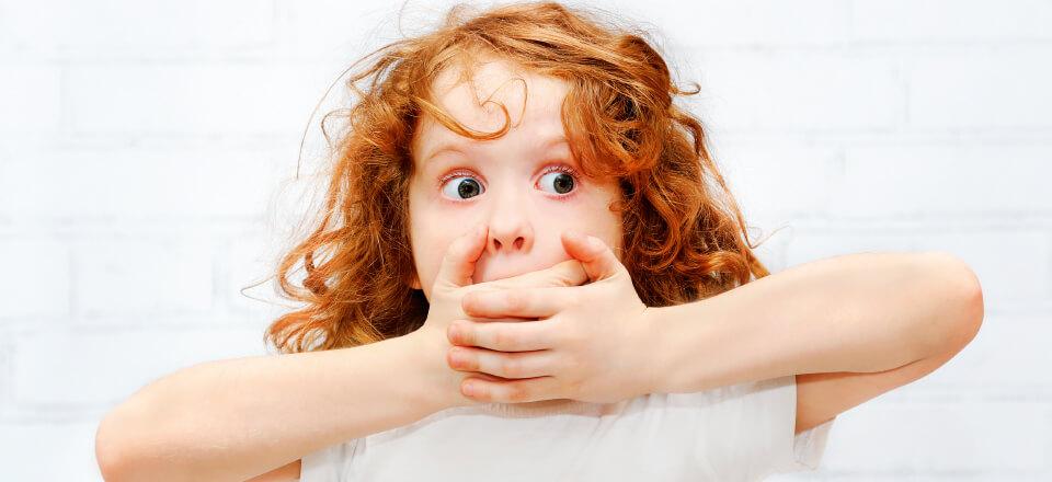 Ondt i munden kan være et symptom på virussygdomme