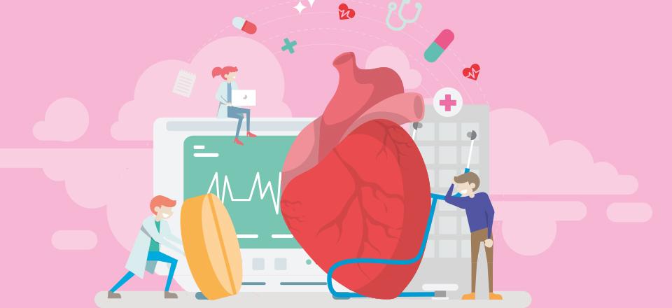Medfødt hjertefejl: Når et hjerte bliver skabt med skår