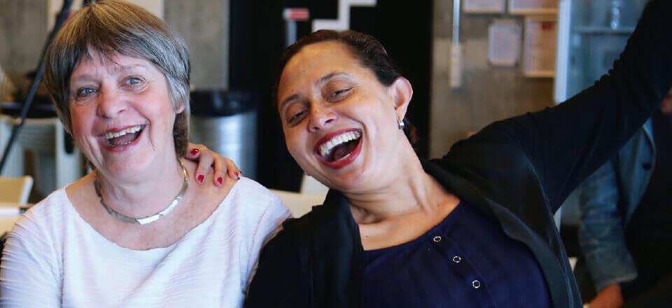 Marlene Le Roux har kæmpet sig fra handicappet i lille landsby til magtens midte