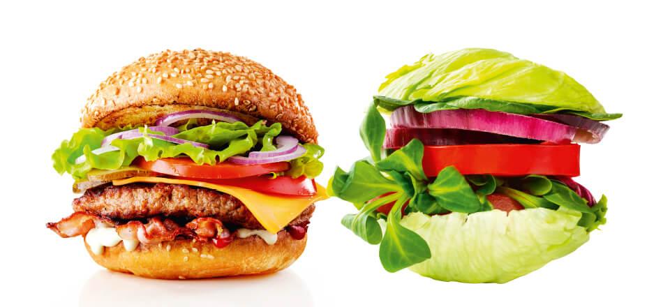 Kød eller kødfri – hvad mener kroppen?