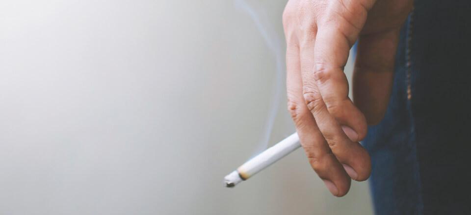 Rygning og parodontitis