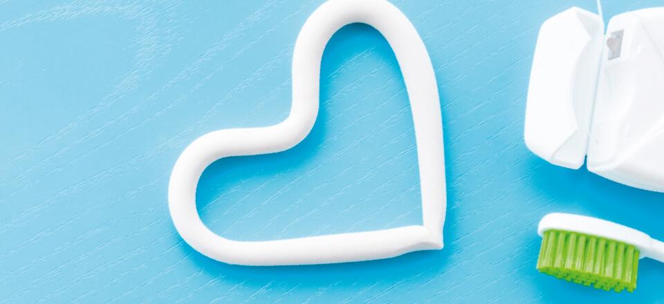 Hjertekarsygdom og parodontitis