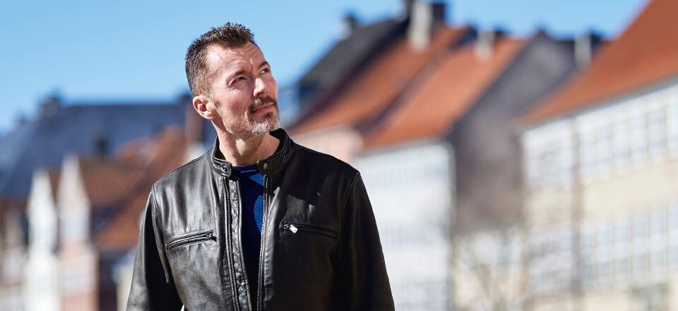 Thomas Hartmann vil redde grinet