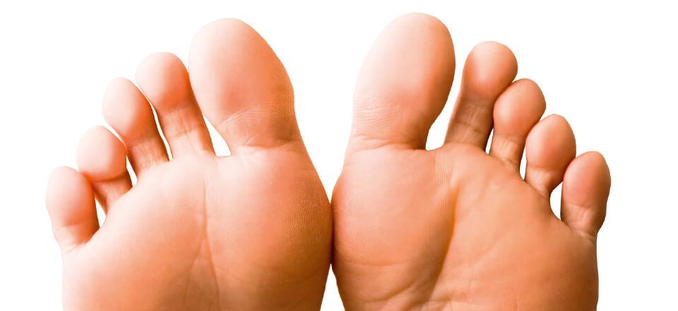 Varme og fugtige fødder – fodsvampens favorit