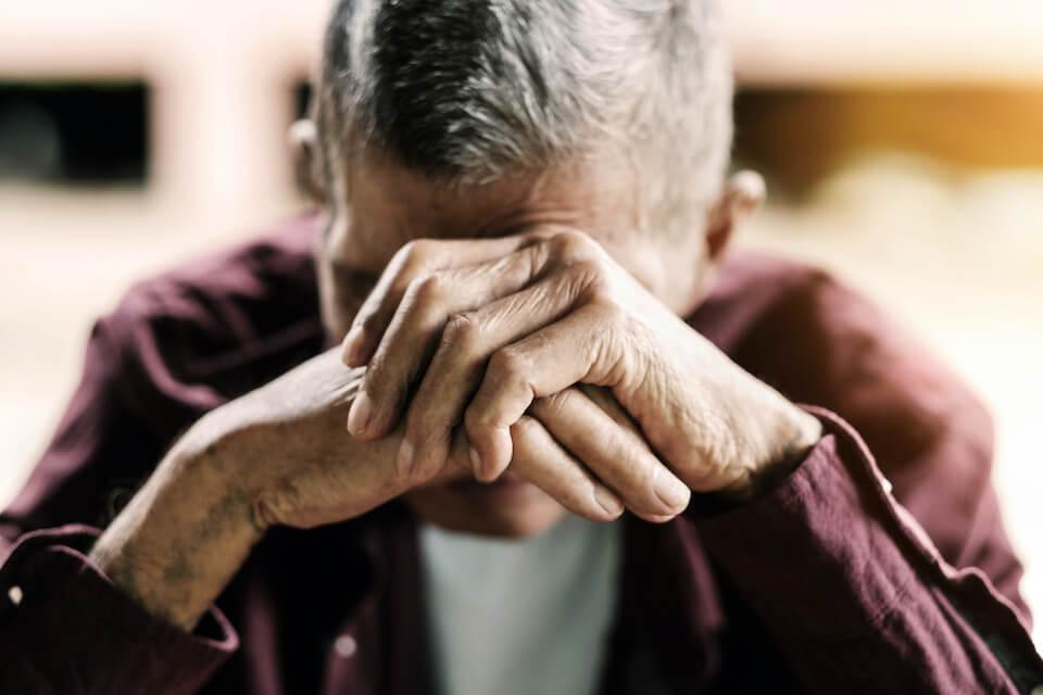 Ældre mister dialogen med verden, når synet forsvinder