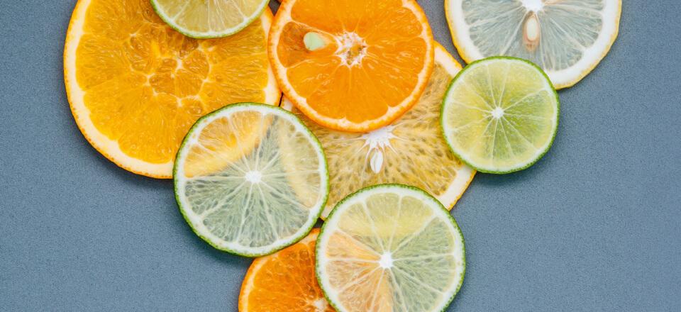 C-vitamin kan styrke knoglemuskulaturen