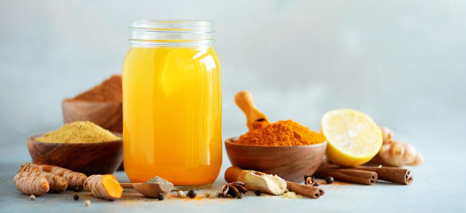 Spis antiinflammatorisk kost og bevæg dig