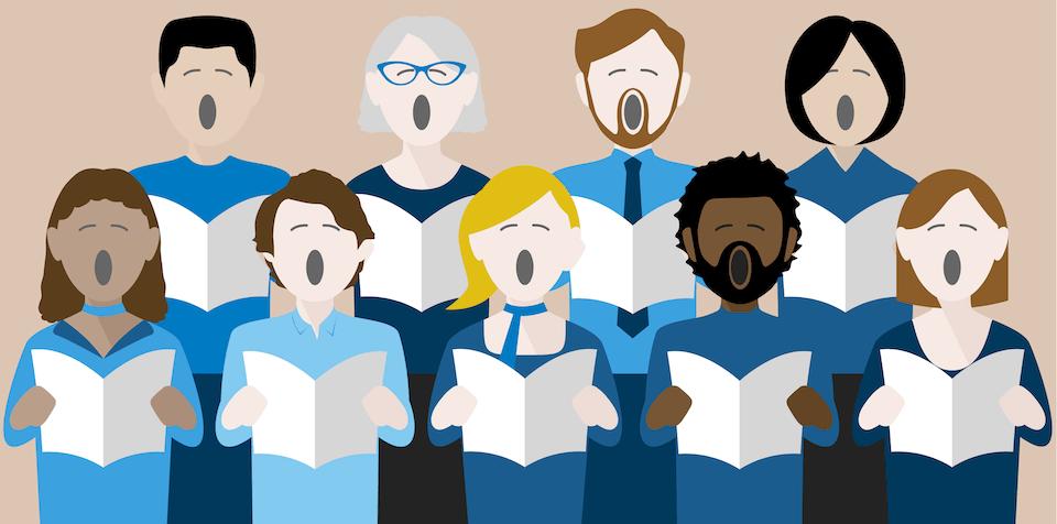 Fællessang, fællesskab og forbundethed