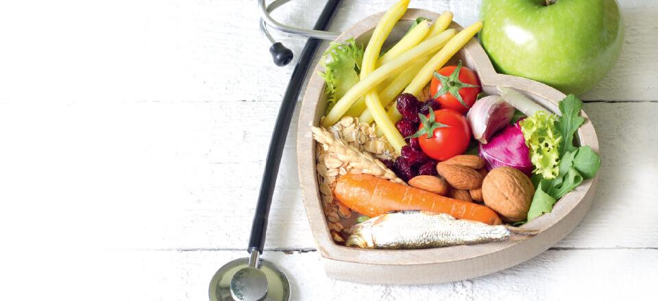 Lev sundt, og forebyg blodpropper i hjertet