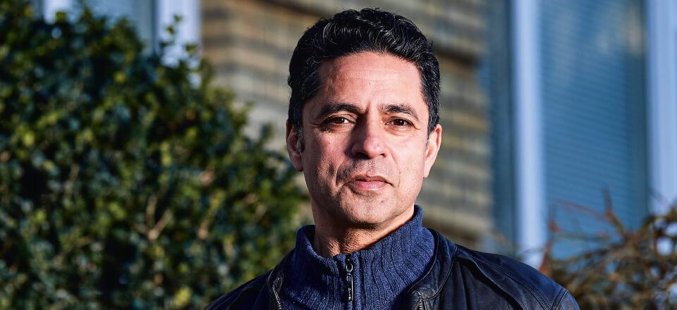Manu Sareen: Fra problembarn til minister