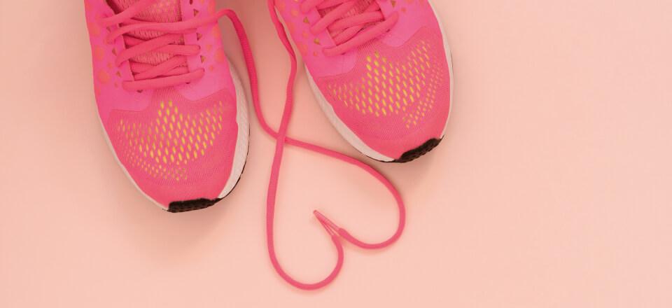Opskriften på et raskt hjerte er gode gener og sund livsstil