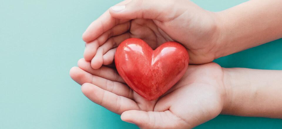 Giv dit hjerte, hvad det længes efter