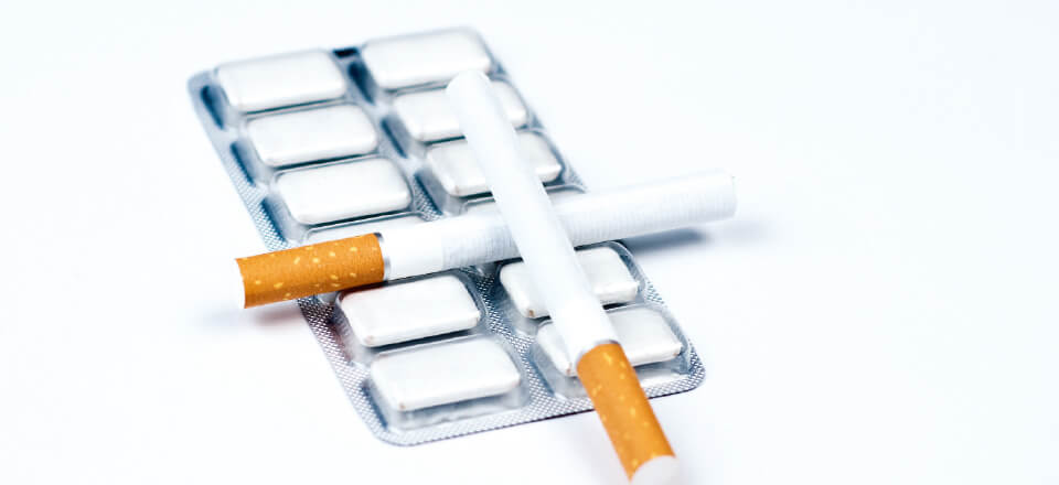 Få hjælp til at kvitte nikotinen